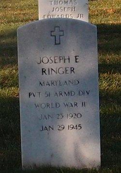 Joseph E Ringer