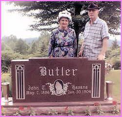 Florence Havana <i>Bowman</i> Butler