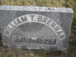 William T Brennan