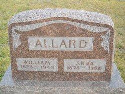 William M Allard