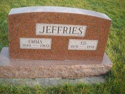 Emma Eldora <i>Morlan</i> Jeffries