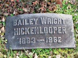 Bailey <i>Wright</i> Hickenlooper