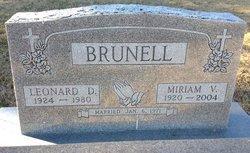 Miriam V. Brunell