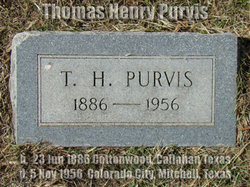 Thomas Henry Purvis