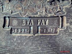 Eva Faye Wilson