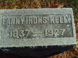 Fanny <i>Eastling</i> Irons-Kelly