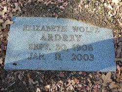 Elizabeth <i>Wolfe</i> Ardrey