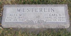 Carl E. Westerlin