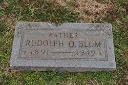 Rudolph O Blum