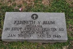 Kenneth V Chase Blum
