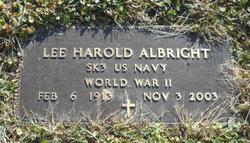 Lee Harold Hallie Albright