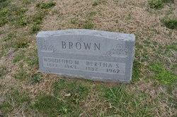 Bertha <i>Williams</i> Brown