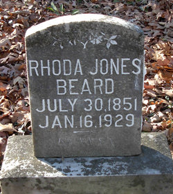 Rhonda Jones <i>Rose</i> Beard