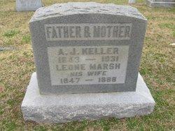 Abraham J Keller