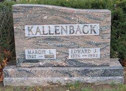 Edward J Kallenback
