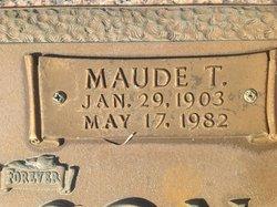 Maude Lavelle <i>Towery</i> Dodson
