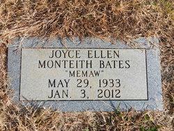 Joyce Ellen <i>Monteith</i> Bates