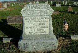 Mary Ann <i>Brown</i> Dawson
