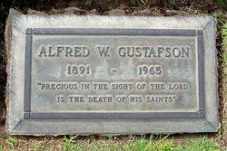 Alfred William Gustafson