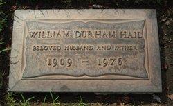 William Durham Hail