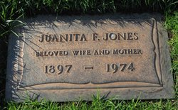 Juanita Frances Jones