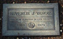 Beverlie Jeanne Vanous