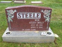 Aileen Judith Dolly <i>Carlson</i> Steele