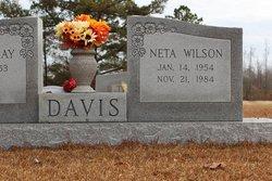 Neta <i>Wilson</i> Davis