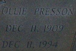 Ollie Missouri <i>Presson</i> Crump