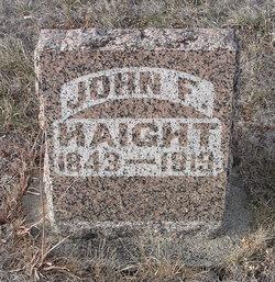 John F Haight