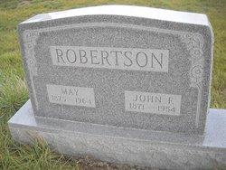May Robertson