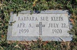 Barbara Sue Klein