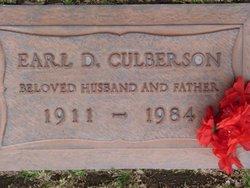 Earl David Culberson