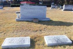 Julia M <i>Warlick</i> Johnson