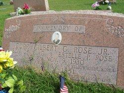 Corp Gilbert Glenn Rose, Jr