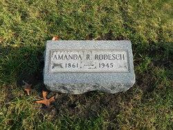 Amanda Mary <i>Remmers</i> Rodesch