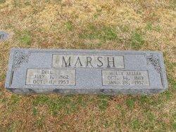 Marie Catherine Molly <i>Keller</i> Marsh