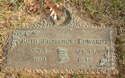 Ruth Florence <i>Cornwell</i> Edwards