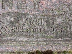 Carrie I <i>Bigelow</i> Bonney