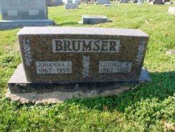 Johanna R <i>Henze</i> Brumser