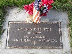 Gerald Keith Jerry Pelton