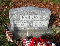 Kenneth M. Barnes