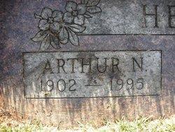 Arthur Norman Hegle