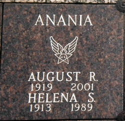 August R. Anania