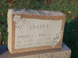 Mary E. <i>Collins</i> Adkins