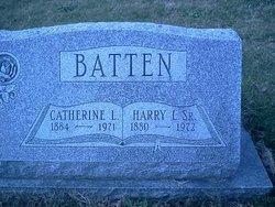 Harry L Batten, Sr