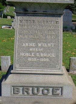 Noble Samuel Bruce