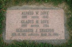 Alfred William Love