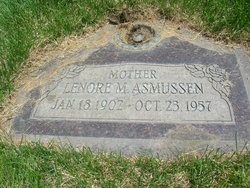 Lenore Marie <i>Caviness</i> Asmussen