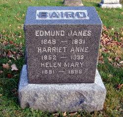 Harriet Ann Hattie <i>Buck</i> Baird